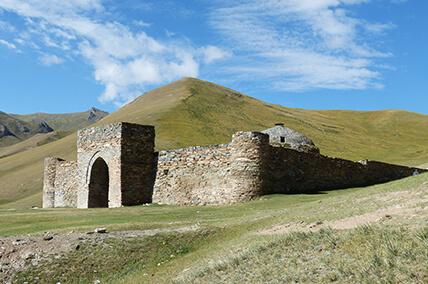 Zentralasien Reise