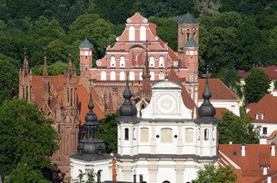 Baltikum Aktivreise
