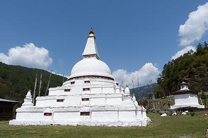 Nepal Bhutan Rundreise