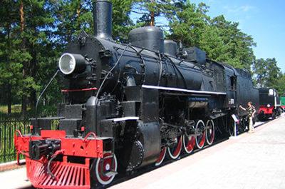 Transsibirische Eisenbahn - Russland Reise