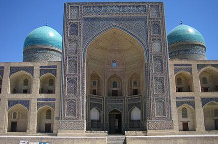 Usbekistan Rundreise