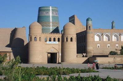Usbekistan & Turkmenistan Rundreise