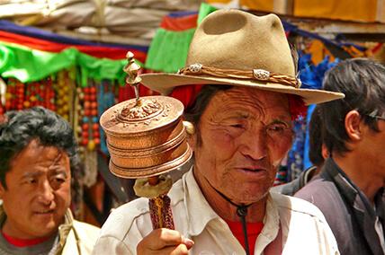 Tibet Wanderreise