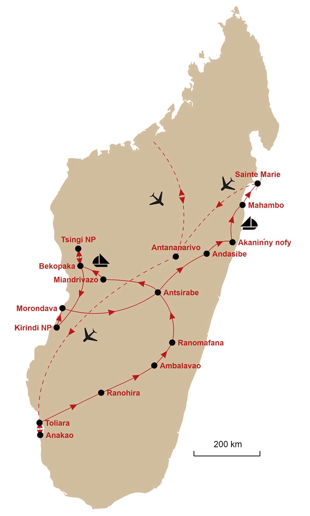 Madagaskar Die Umfassende Reise Chili Reisen