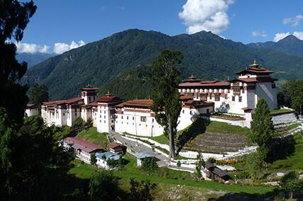 Bhutandurchquerung
