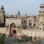Wazir Khan Moschee Lahore