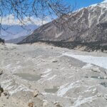 Naga Parbat Gletscher
