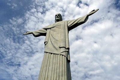 Brasilien Baustein
