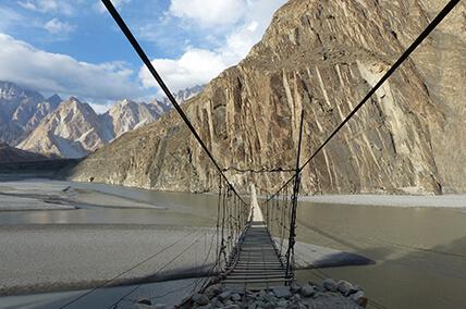 Pakistan Wanderreise