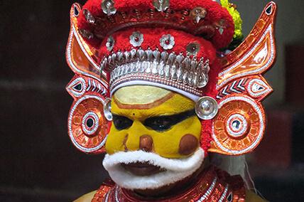 Kerala Reise