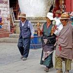 Über Land Sichuan - Tibet Aktivreise