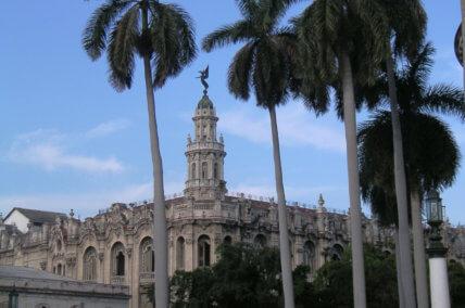 Havanna Gran Teatro de la Habana (Great Theatre of Havana)