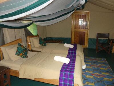 Murchison Falls NP, River Lodge